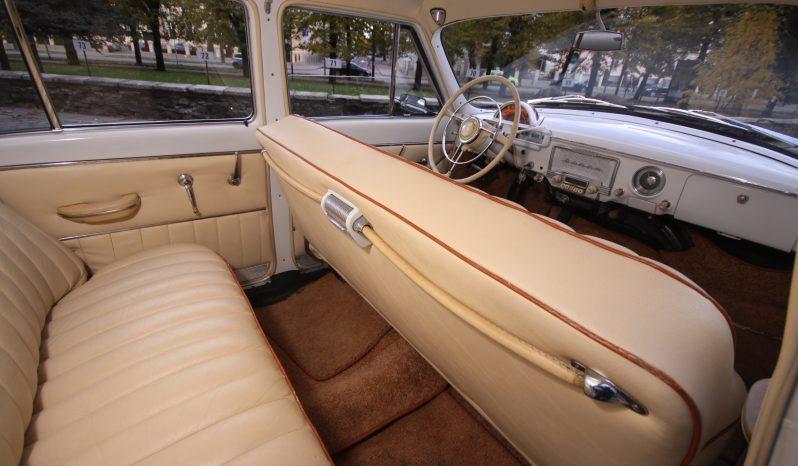 GAZ 21 Volga – 1966 full