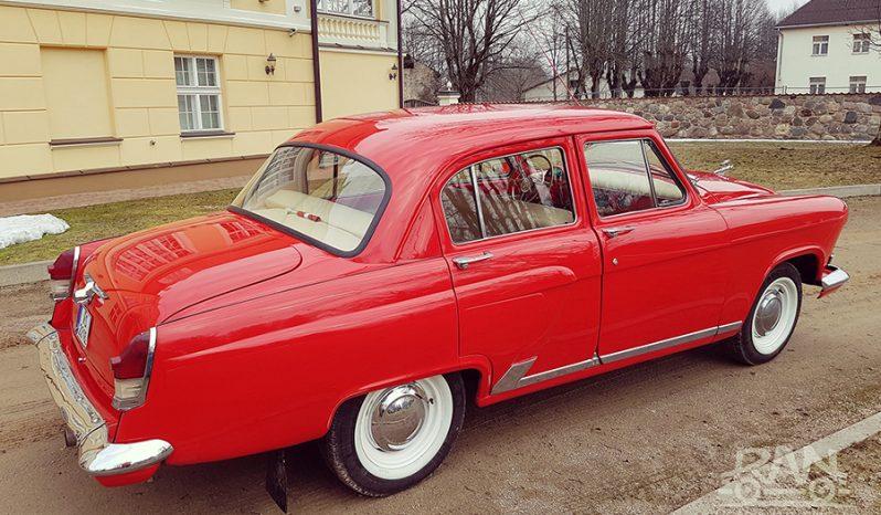 GAZ 21 – VOLGA full
